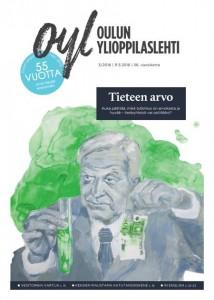 Oulun ylioppilaslehti 3-2016