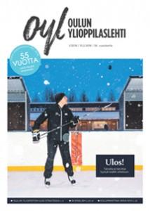 Oulun ylioppilaslehti 2016
