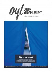 Oulun ylioppilaslehti 8-2015 kansi