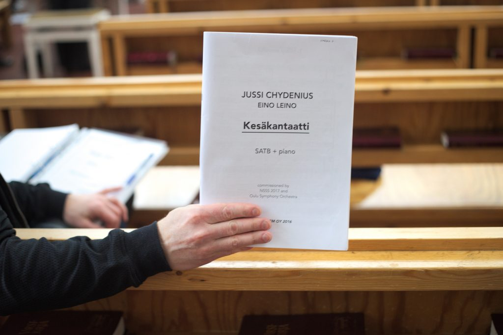 Oulun ylioppilaslehti 2017.