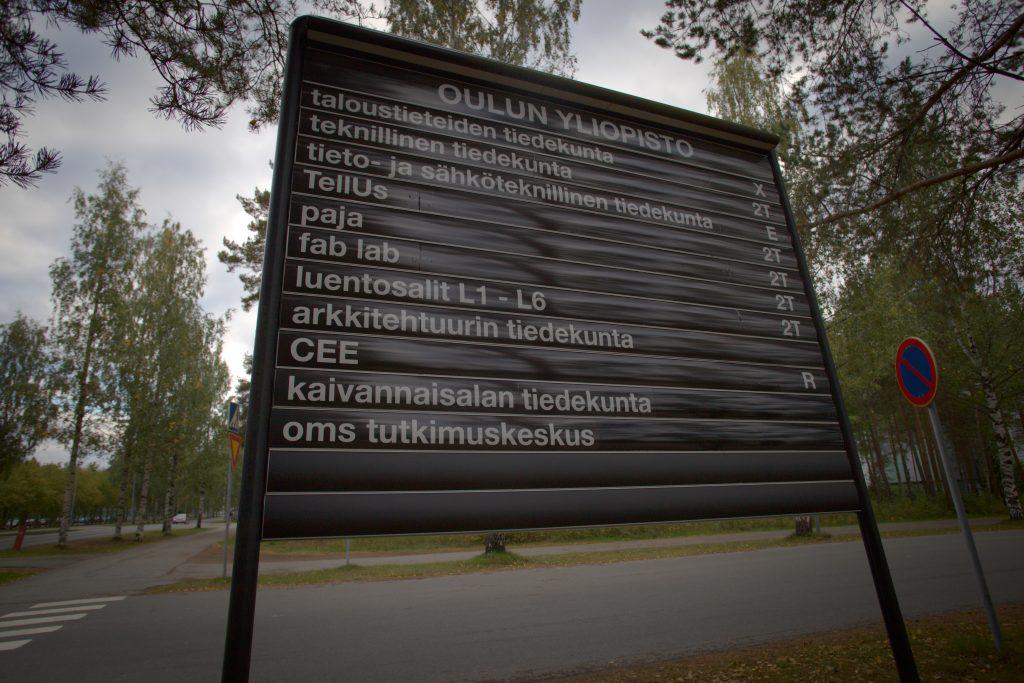 Oulun Yliopisto Tiedekunnat