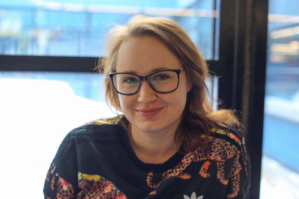 Ida Holmberg