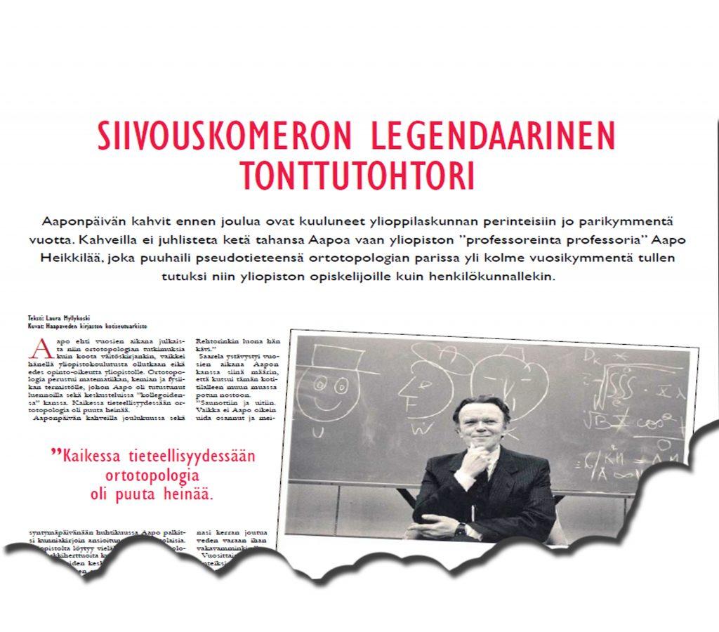 Aapo Heikkilä