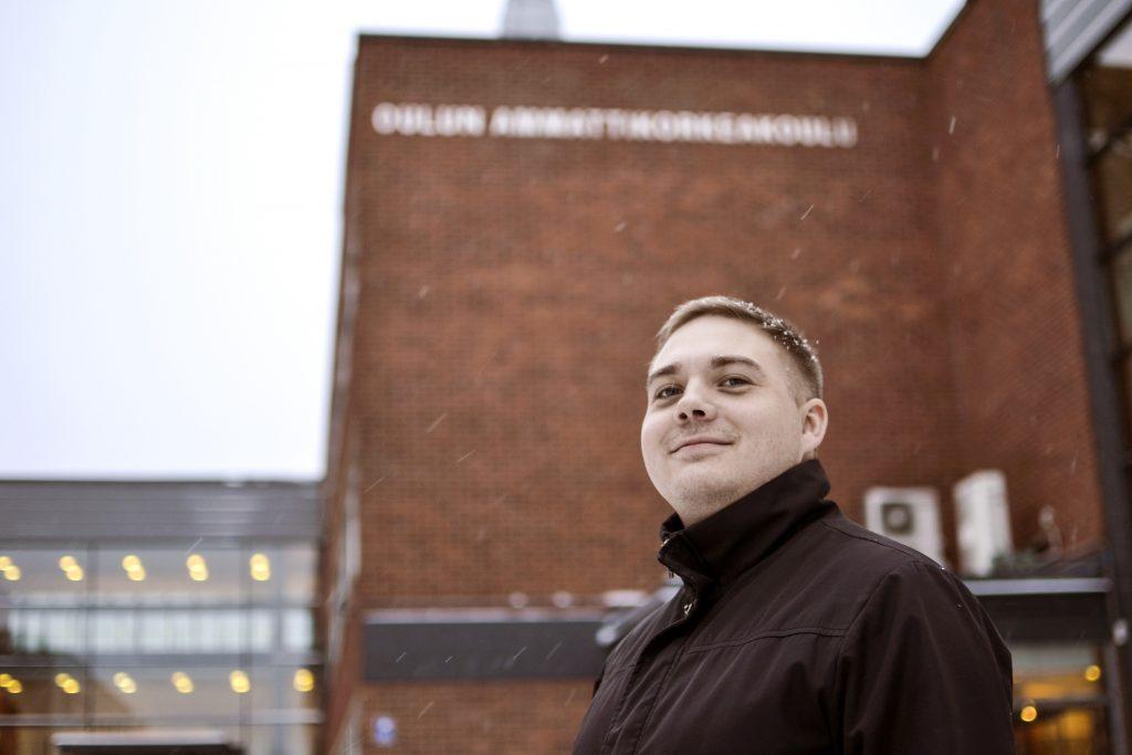Oulun ylioppilaslehti 2019.