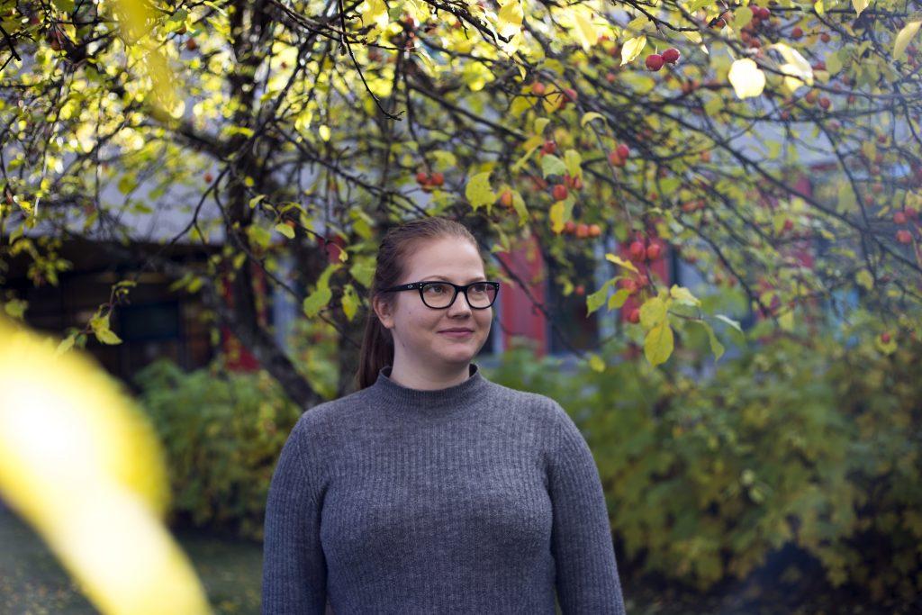 Sara Jasmin Puska arvelee, että vapaaehtoinen jäsenyys vaatisi isoja panostuksia jäsenhankintaan ja toiminnan promoamiseen.